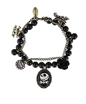 Disney Charm Bracelet - Magic and Mischief - Jack Skellington Cameo