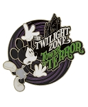 Disney Magnet - The Twilight Zone - Tower of Terror - Mickey Mouse