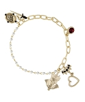 Disney Charm Bracelet - Magic and Mischief - Evil Queen