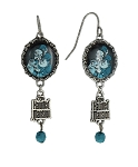 Disney Dangle Earrings - Magic and Mischief - Haunted Mansion Ghosts