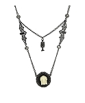 Disney Necklace - Magic and Mischief - Madame Leota