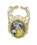 Disney Ring - Kingdom and Castles - Beauty & the Beast - Stained Glass