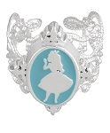 Disney Ring - Kingdom and Castles - Alice in Wonderland Cameo