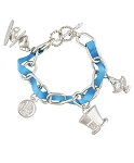 Disney Charm Bracelet - Kingdom and Castles - Alice in Wonderland