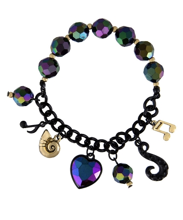ce05fec7df783 Disney Charm Bracelet - Magic and Mischief - Ursula Charm