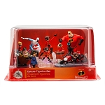 Disney Deluxe Figure Set - Incredibles 2