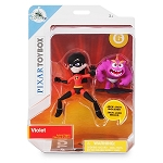 Disney Action Figure Set - Violet and Jack-Jack - Incredibles 2