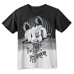 Disney T-Shirt for Adults - The Twilight Zone - Mickey Mouse