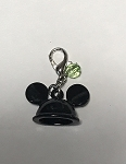 Disney Dangle Charm - Charmed in the Park - Mickey Ear Hat