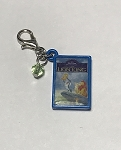 Disney Dangle Charm - Charmed in the Park - The Lion King Book