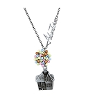 Disney Pixar Necklace - UP - House and Balloons
