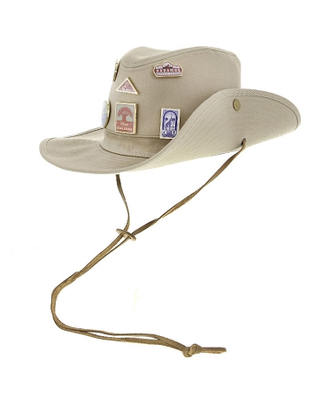 Disney Hat - Safari Hat - Animal Kingdom Pin Hat