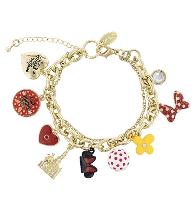 Disney Charm Bracelet Dots And Dashes