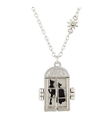 Disney Necklace - Kingdom and Castles - Peter Pan and Wendy in Window