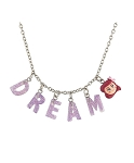 Disney Necklace - Emoji Ariel - Dream