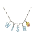 Disney Necklace - Emoji Cinderella - Wish