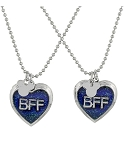Disney Locket Necklace Set - Mickey Mouse - BFF - Set of 2