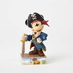 Disney Jim Shore Figure - Mickey Pirate