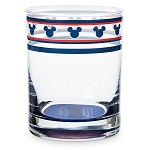 Disney Glass Tumbler - Mickey Mouse Americana - Short