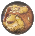 Disney Paperweight - The Lion King - By Wilson