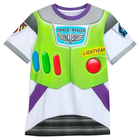 f2af9c20 Add to My Lists. Disney T-Shirt for Boys - Buzz Lightyear Costume - Toy  Story