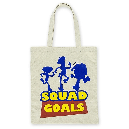 Disney Tote Bag - Squad Goals - Toy Story