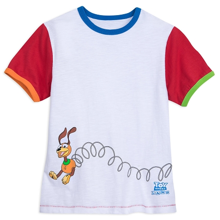 25707531 Disney T-Shirt for Boys - Toy Story Land - Slinky Dog