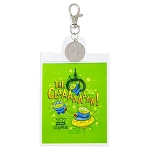 Disney Lanyard Pouch with Charm - Toy Story Land - Aliens