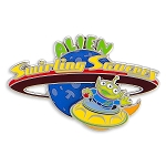 Disney Toy Story Pin - Toy Story Land - Alien Swirling Saucers