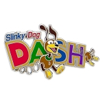 Disney Toy Story Pin - Toy Story Land - Slinky Dog Dash