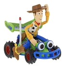 Disney Pullback Toy - Woody - Toy Story