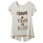 Disney T-Shirt for Women - Star Wars - Choose your Destiny