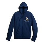 Disney Hoodie for Adults - Mickey Mouse - Soarin' - Blue