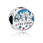 Disney Pandora Charm - 1st Visit - Mickey Mouse and Friends