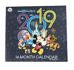 Disney Calendar - 2018 to 2019 Walt Disney World - 16 Month