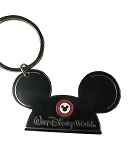 Disney Keychain - Mickey Mouse Mouseketeer Ear Hat - Personalize
