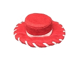 Disney Hair Clip - Jessie Hat - Toy Story