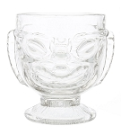 Disney Glass Cup - Disney's Polynesian Resort - Tiki