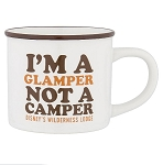 Disney Coffee Mug - Disney's Wilderness Lodge - I'm a Glamper