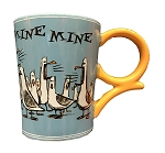 Disney Coffee Mug - Finding Nemo Seagulls - Mine Mine
