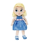 Disney Animators Plush - Cinderella Plush Doll - 12