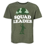 Disney T-Shirt for Men - Toy Story - Soldier Squad Leader