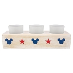 Disney Candle Holder Set - Mickey Mouse Americana