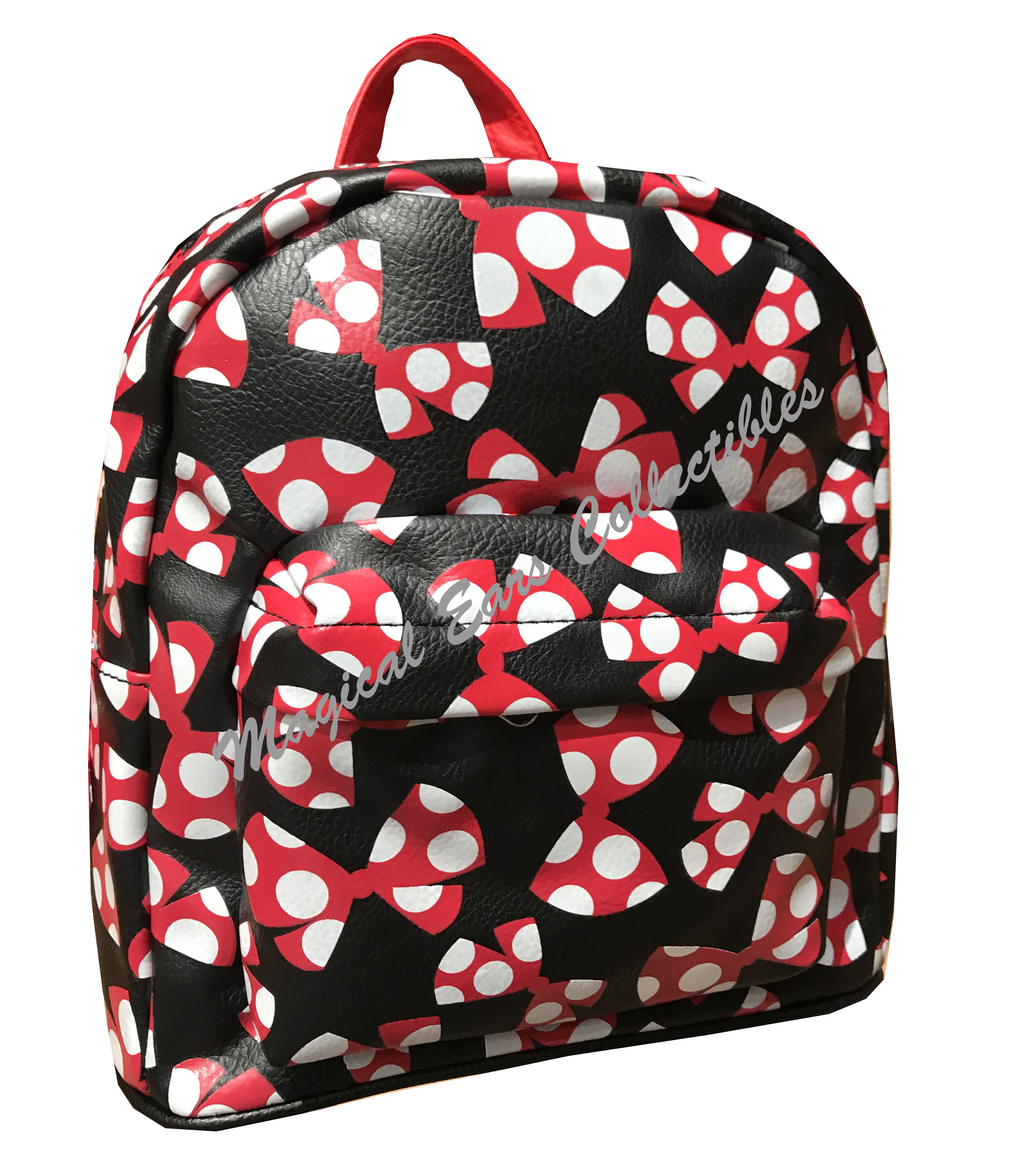 2a458d28cf9 Add to My Lists. Disney Backpack Bag - Minnie Mouse Bows All Over - Mini