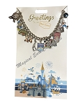 Disney Charm Bracelet - Greetings - Park Icons