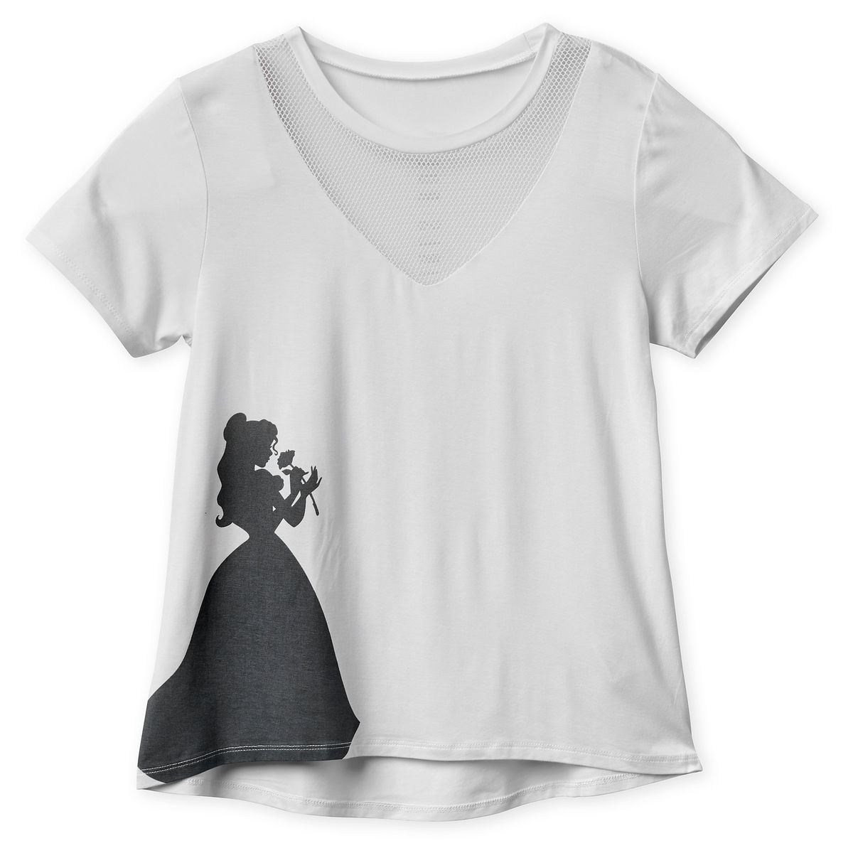 7b032aff3 Add to My Lists. Disney Shirt for Women - Belle Fashion - Beauty and The  Beast