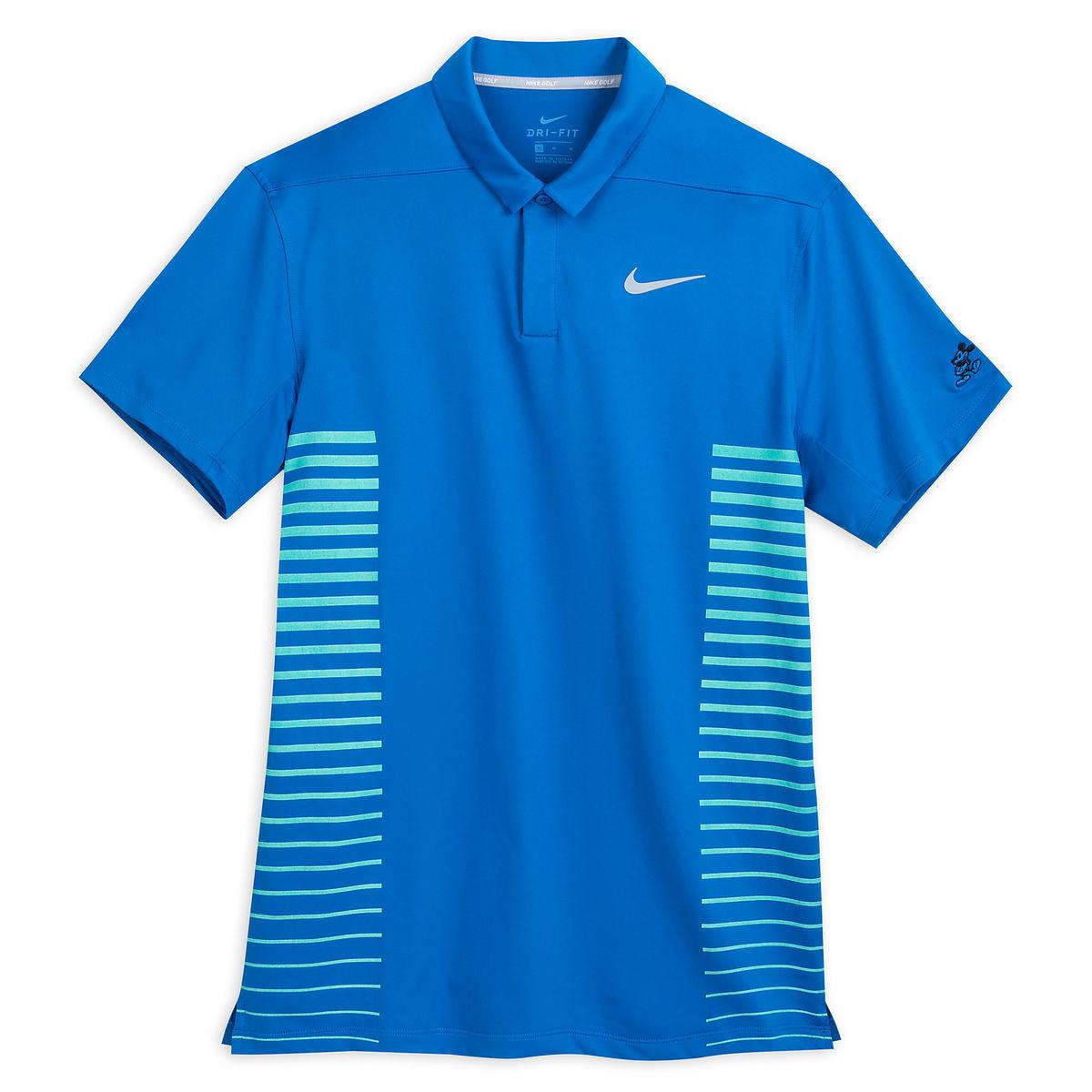 Men - Nike Golf Mickey Mouse - Blue