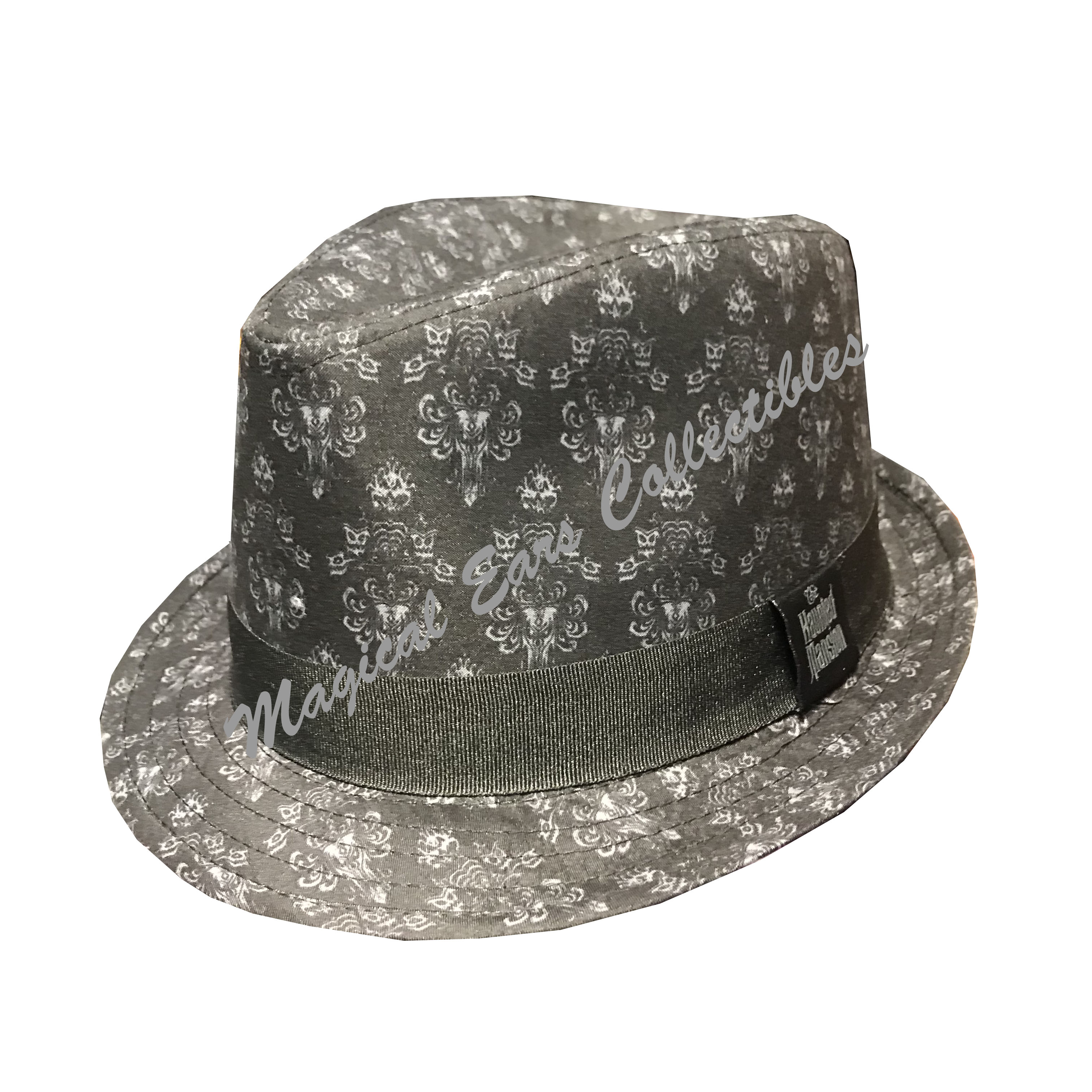 4fe15d3e36a33 ... inexpensive disney fedora hat the haunted mansion wallpaper 7fa8a 875ee