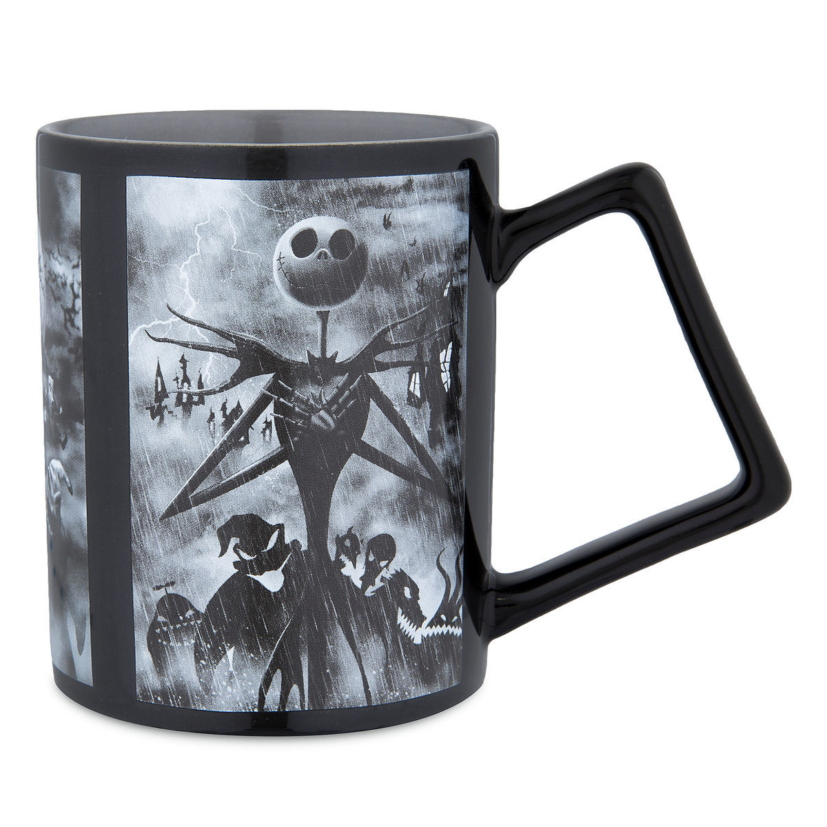 Nightmare Before Christmas Coffee Mug.Disney Coffee Mug Nightmare Before Christmas Characters