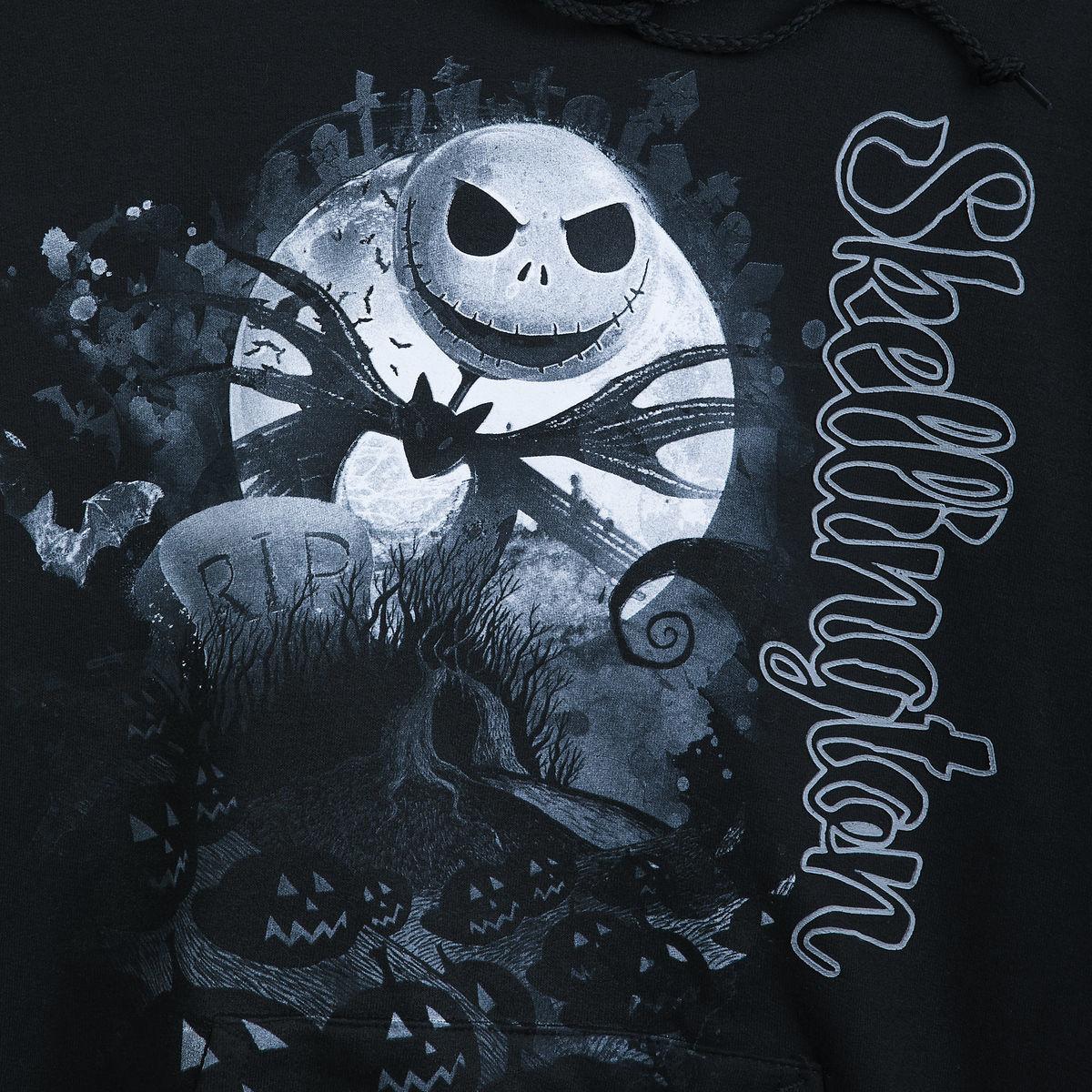 Disney Sweatshirt for Adults - Jack Skellington Pumpkin Patch